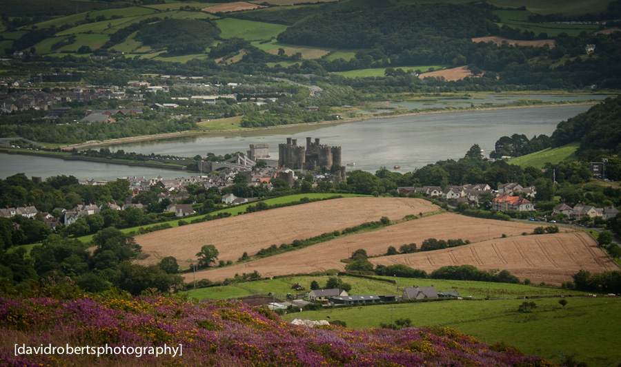 Conwy Castle David Roberts Photography Blog