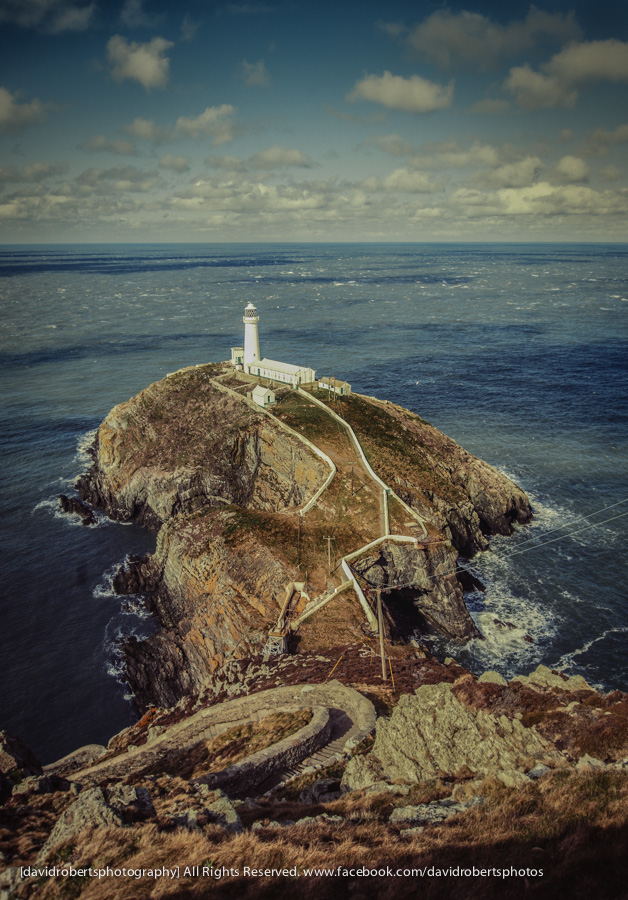 south stack-