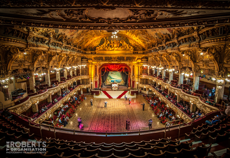 blackpool tower ballroom wallpapers - photo #1