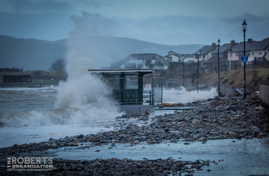 Deganwy Storms - January 2013-01079