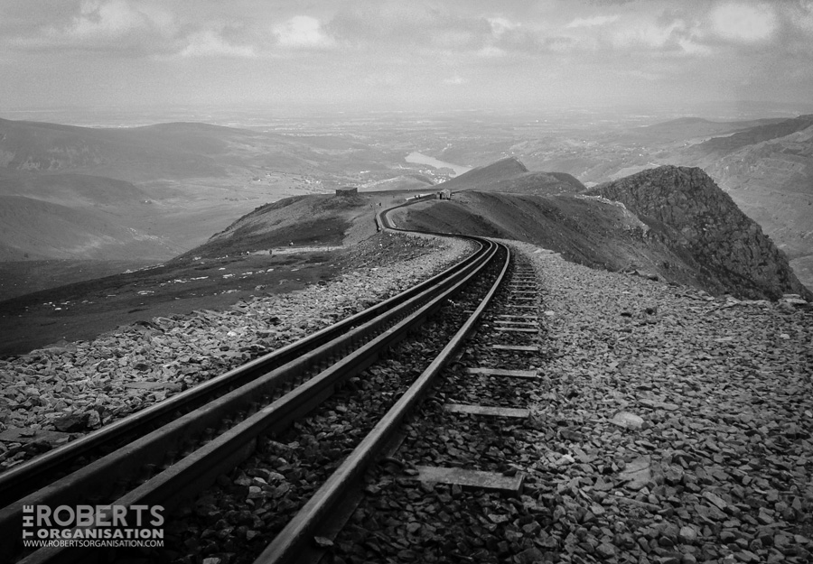 Snowdon Mountain Railway--5