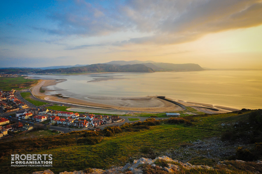 Llandudno West Shore Sunset